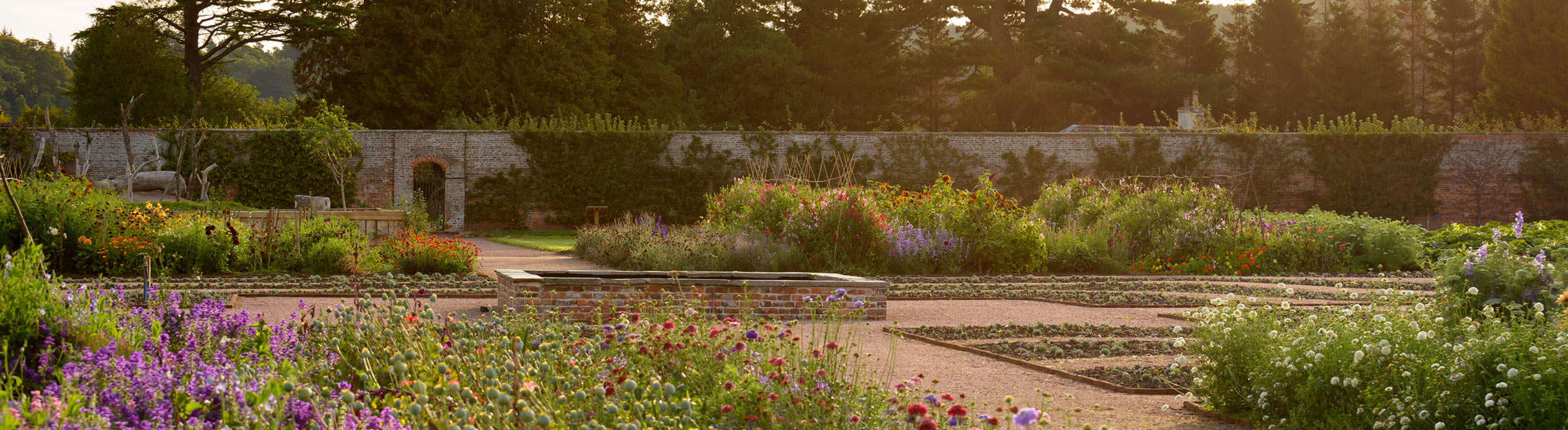 Gordon Castle and Walled Garden | The Walled Garden