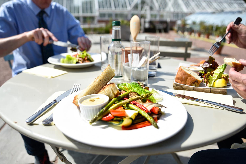 Gordon Castle Cafe Food - Reviews