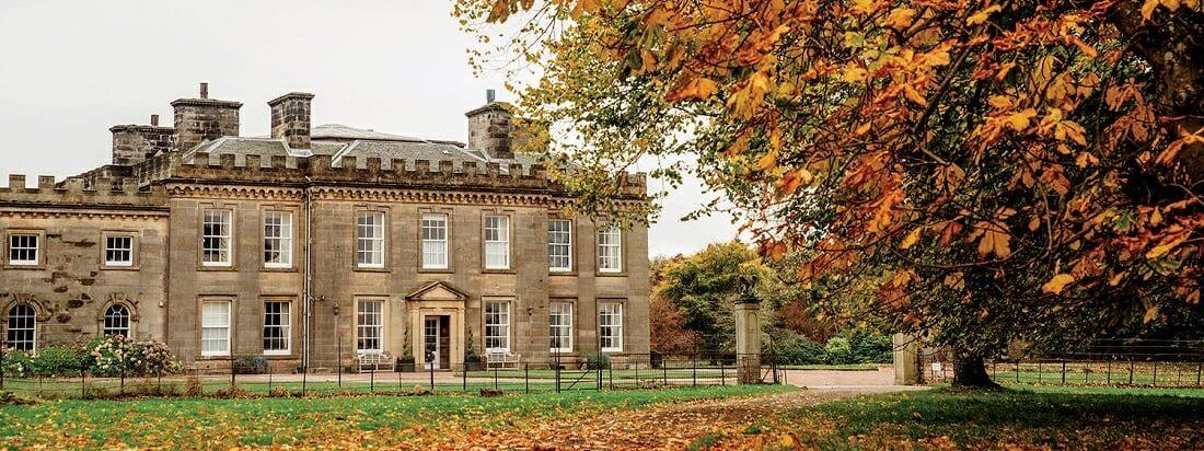Gordon Castle Autumn