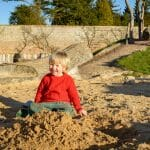 Gordon Castle Walled Garden Children's Play