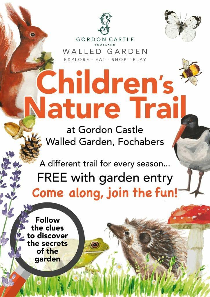Gordon Castle Walled Garden Nature Trail