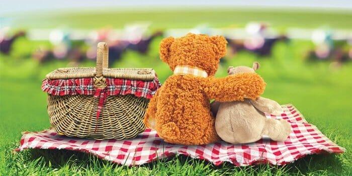 Teddy Bears Afternoon Tea Gordon Castle Walled Garden