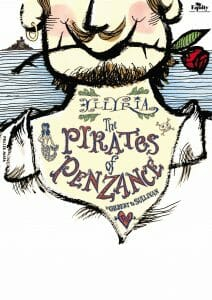The Pirates of Penzance by Illyria