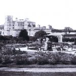 1911 Formal Garden Gordon Castle