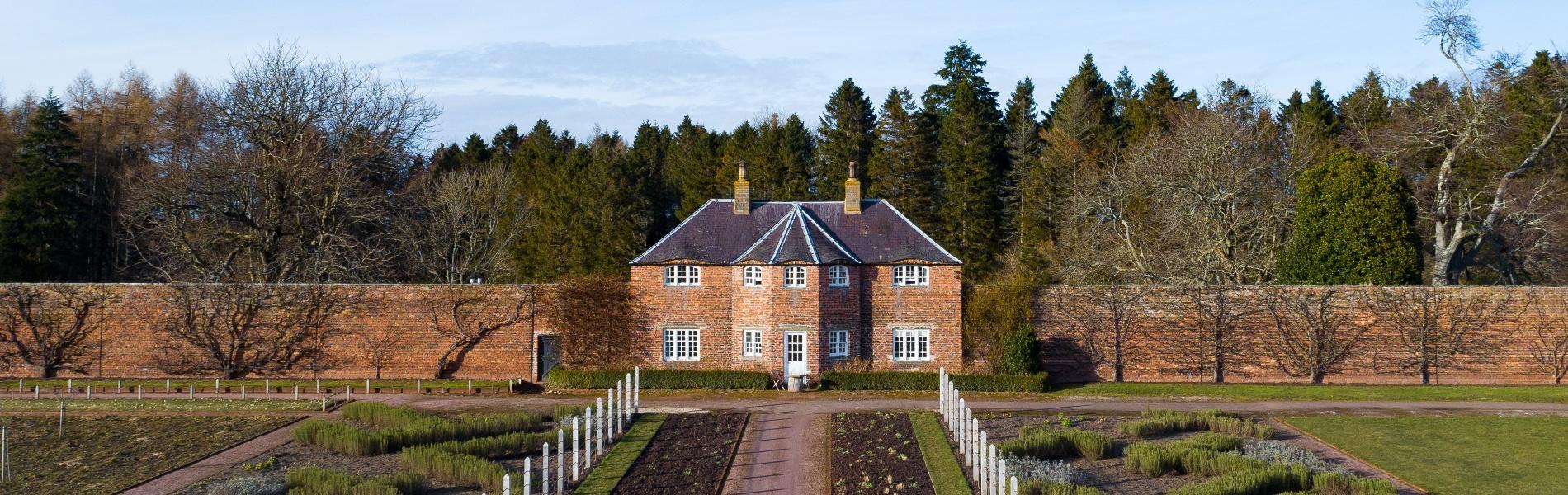Cottage header Gordon Castle PROJECT