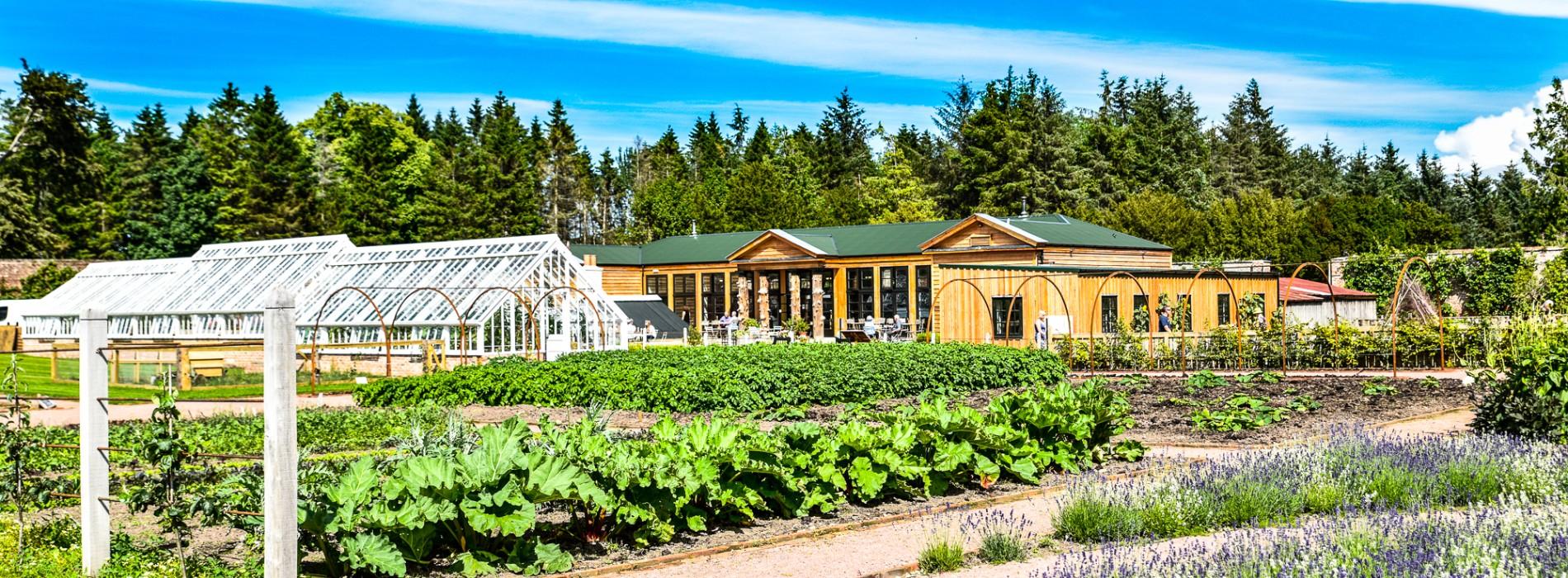 Gordon Castle Walled Garden Cafe