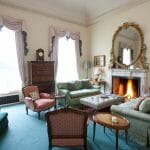 Gordon Castle Drawing Room