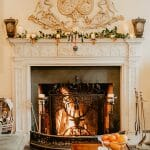 Gordon Castle Fireplace