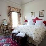 Gordon Castle Red Bedroom
