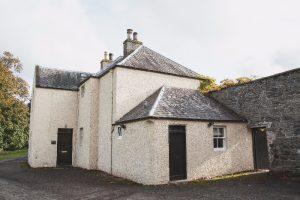 Garden Cottage Gordon Castle Fochabers