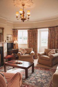 Garden Cottage Gordon Castle Living Room