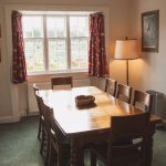 Garden Cottage Gordon Castle Dining Room