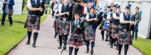 Gordon Castle Highland Games 2018