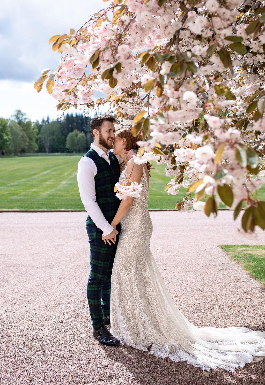 Wedding Shoot at Tower Hall